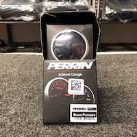 Perrin Performance 60mm 35psi Boost Gauge Anaheim, 92805