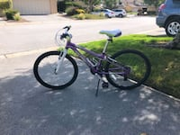 Girl's Bike: bought for $400, barely used