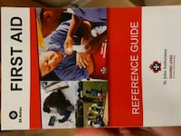 First Aid Book Burlington, L7M 4T2