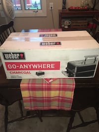 Grill Webber Go-Anywhere NEW Albany, 12211
