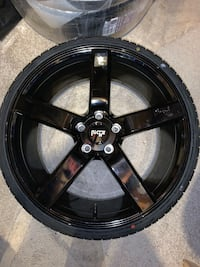 New Wheel And Rims St Cloud