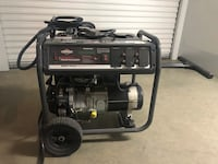 New Briggs & Stratton 6250 watt Generator