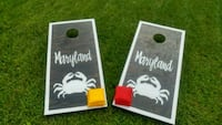 (Price Reduced) Maryland Crab Cornhole Boards Rockville, 20850