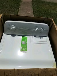 white front-load clothes dryer Corpus Christi, 78404
