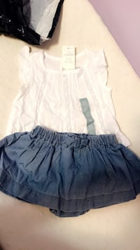 Girls 0-3 mo Gap clothing Burnaby, V3N 2R5