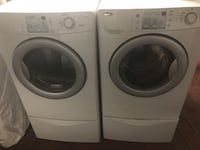 Amaña Washer and Dryer Set Gas  New York, 10459