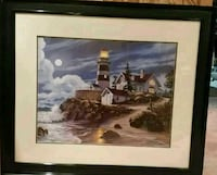 NEW 42x36 LIGHTHOUSE PICTURE Mississauga, L5B 0C8