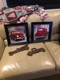 Car pictures and plaques
