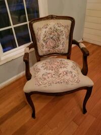 Victorian style wood chair Deale, 20733