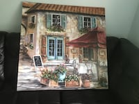 brown and white house painting Ocala, 34479