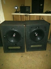 "2-18"" Subs Mint condition  Gonzales, 70737"