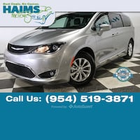 2018 Chrysler Pacifica Touring L Lauderdale Lakes, 33313