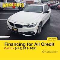 2015 BMW 428i xDrive Gran Coupe 428i xDrive Laurel, 20724