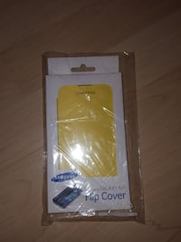 gelbe Samsung Galaxy S4 Hip-Cover-Box Lübeck, 23554