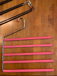 Pant/ scarf holders/organizer to save closet space. $10 for all 3 Waynesboro, 17268