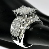 Size 8 Bling Women's Ring Arlington, 22203