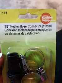 Heater hose connector 16 mm 5/8 Boulder City