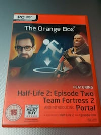 Orange Box Half Life 2, Portal, Team Fortress 2 PC Oyun Izmir