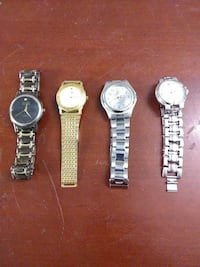 Working assorted-color round analog watches Toronto, M6P 3L4