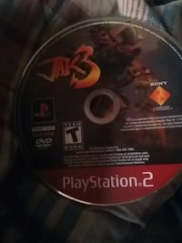 Play station 2 game jak 3 Troy, 12182