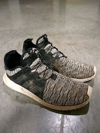Black/White Adidas Shoes Conway, 72034
