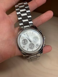 Michael Kors women's silver watch Toronto, M5V
