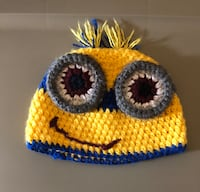 Minion beanie fits 2-4yr old Tulare, 93274