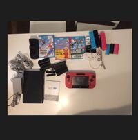Black Wii U with Extras Concord, 28027