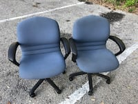 2 Steelcase Office Chairs  Fort Myers, 33901