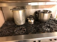 Stainless steel kettle Mount Airy, 21771
