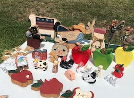 Country Wooden Decorations