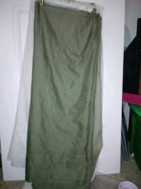 Olive green sheer curtains Chattanooga, 37421