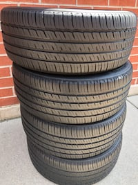 4 Michelin Tire's 225/45R18 Lakewood, 80227