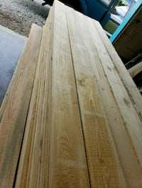 """Pine Lumber 6"""" by 9 foot, price is per board Gulf Shores, 36542"""