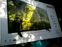 black LG flat screen TV Shreveport, 71106