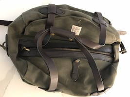 Filson Rugged Twill Small Duffle