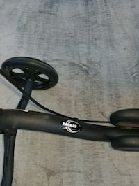 black and gray bicycle frame 2061 mi