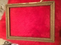 many Vintage/ antique assorted-sizes picture FRAMES gold Toronto, M5H 1X9