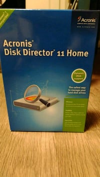New Acronis Disk Director 11 Home   Phoenixville, 19460