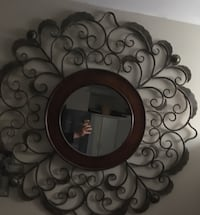 Metal mirror with 43 in Vaughan, L4L 5G2