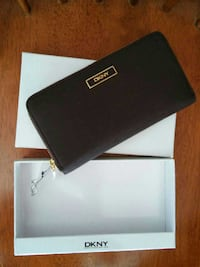 Brand New - DKNY Saffiano Leather wallet