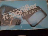 Illuminated magnifier Kitchener, N2A 2T3