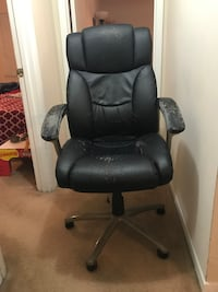 Office Computer Desk Chair - Black