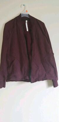 Lululemon burgandy jacket/ zip up Edmonton, T6W 1A8