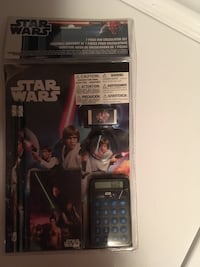 Star Wars calculator set Coon Rapids, 55433