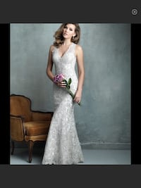 Allure size 10 wedding dress Pearl, 39208