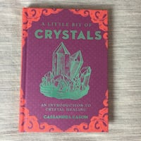 Brand new crystals book