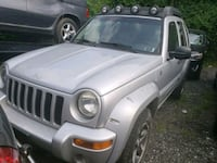 Jeep - Liberty - 2003 New York