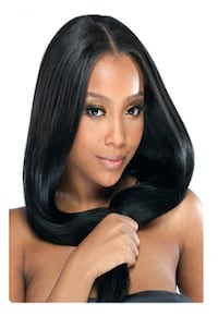 3 Bundles Brazilian Straight Human Hair 22 Inches 24 Inches 26 Inches