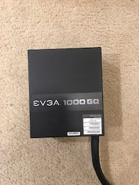 EVGA 1000w GQ Gold PSU Lake Oswego